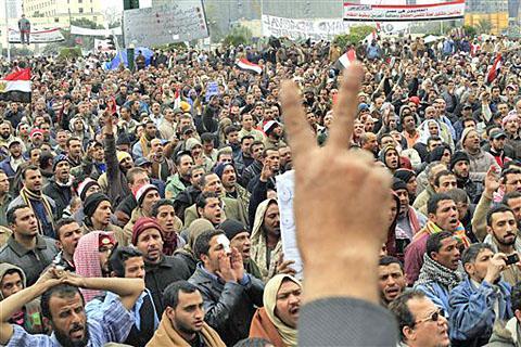 Image result for Hình ảnh thủ đô Ai Cập với trên 1 triệu người xuống đường