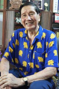 Nhạc sĩ Phạm Tuyên. (Hình: Wikipedia.org)