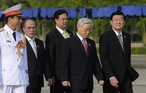VIETNAM-POLITICS-ASSEMBLY