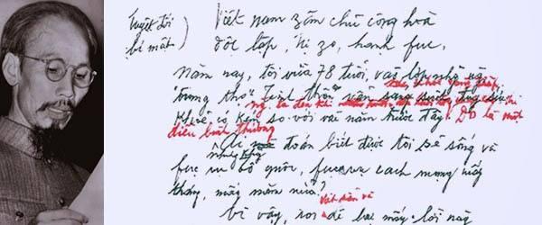 Trần Gia Phụng – Chuyện di chúc Hồ Chí Minh