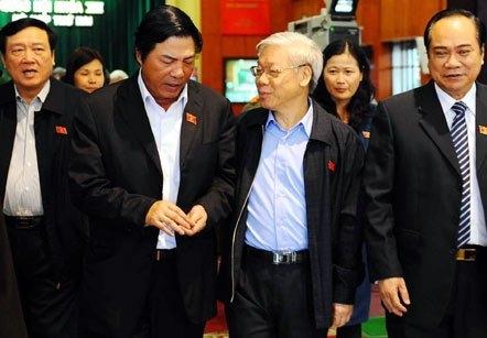 Ông Bút – Nguyễn Bá Thanh, không xứng đáng được chữa trị