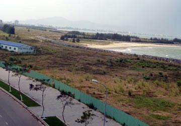 Khu đất thuộc dự án sân golf Đa Phước là một trong những dự án bị TTCP yêu cầu truy thu tiền đất