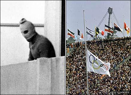 Thế Vận Hội Mùa Hè năm 1972 ở Munich, Tây Đức