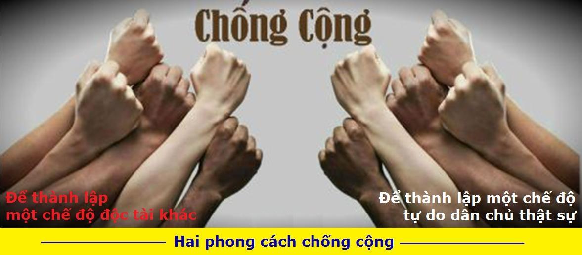 Nguyễn Chính Kết – Chống cộng sản theo phong cách cộng sản?