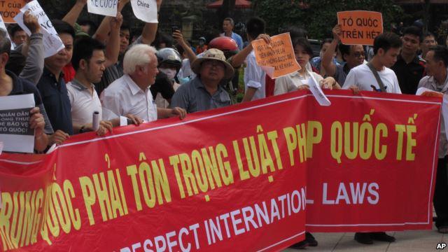 Thiện Ý – Quốc hội cần ra nghị quyết về chủ quyền biển đảo của Việt Nam