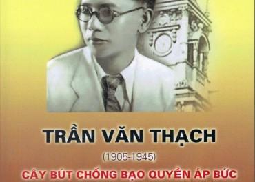 Image result for Trần Văn Thạch 1905-1945, Cây bút chống bạo quyền áp bức
