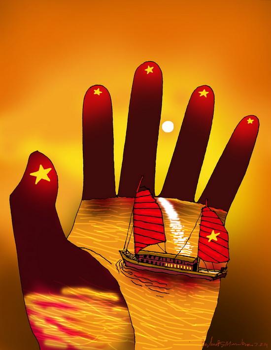 Nam Dao – Thoát Trung, phất ngọn cờ đào
