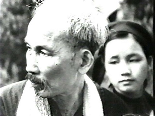 Đôi uyên ương Minh & Xuân.