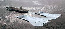 Mô hình phi cơ chiến đấu thế hệ 6