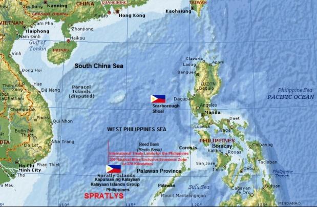 Trúc Giang MN – Toàn bộ tranh chấp của các quốc gia trên quần đảo Trường Sa