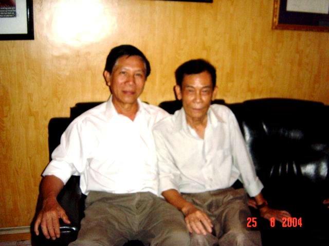 Nguyễn Xuân Hoàng và Văn Quang 10 năm trước