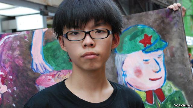 Nguyễn Hưng Quốc – Nhìn Joshua Wong, nghĩ về vấn đề lãnh tụ
