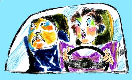 Chuyện phiếm: Phan Đức Minh – Tôi đậu bằng … lái xe ở Mỹ