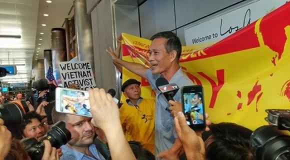 Ngô Nhân Dụng – Chào mừng Nguyễn Văn Hải tự do