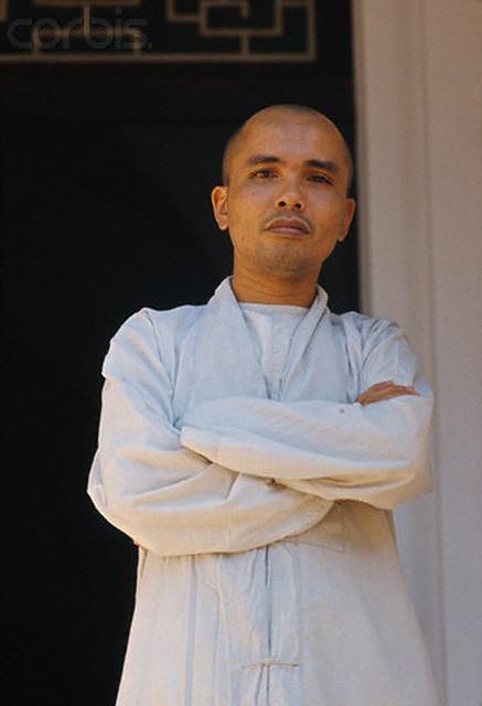 Thượng Toạ  Thích Trí Quang
