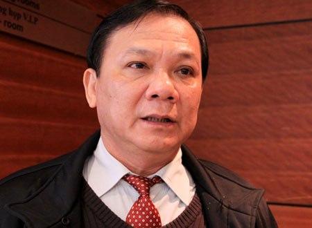- Ông Trần Văn Truyền nguyên Tổng Thanh tra Chính phủ