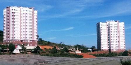 Ký túc xá 2.000 chỗ tại Đà Lạt chỉ có 1 sinh viên đến ở.