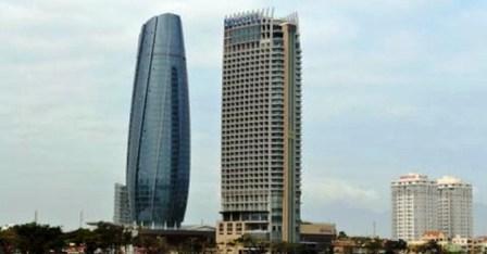 Trung tâm hành chính ngàn tỉ của Đà Nẵng.