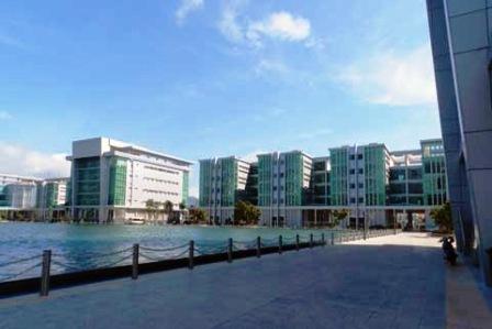 Trung tâm hành chính - chính trị tỉnh Bà Rịa - Vũng Tàu rộng khoảng 2ha, có mức đầu tư hơn 1.000 tỉ đồng.