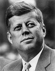 Chân dung Tổng Thống Kennedy