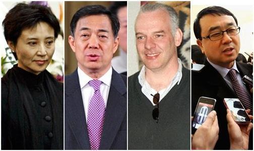 Cốc Khai Lai, Bạc Hy Lai, Neil Heywood và Vương Lập Quân