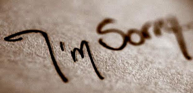 Nợ một lời xin lỗi