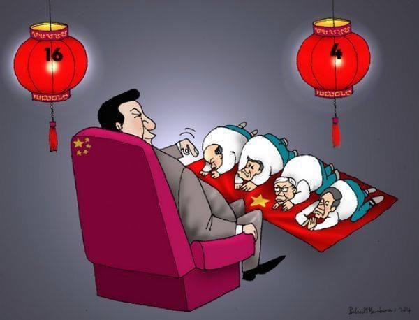 Nguyễn Thanh Văn – Phải Quì Rạp Cả Đoàn Cho Chúng Xem