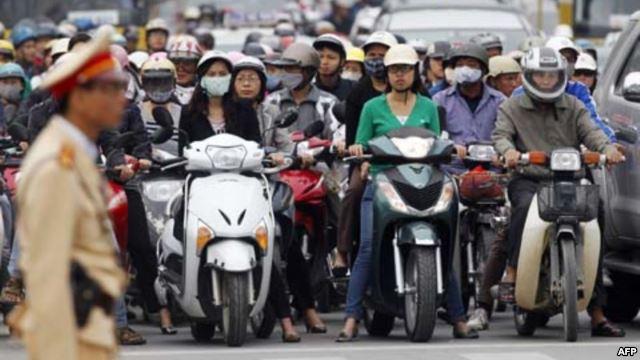 Cao Huy Huân – Văn hóa xe máy ở Việt Nam