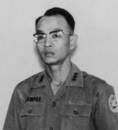 Tướng Phan Trọng Chinh