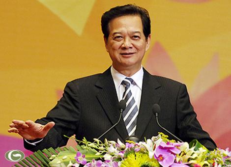 """""""Vừa hợp tác, vừa đấu tranh"""" – Thủ tướng Nguyễn Tấn Dũng"""
