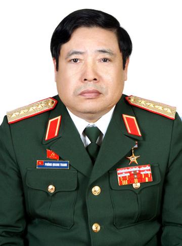 """""""Không phong Tướng, anh em tâm tư"""" – Đại tướng Phùng Quang Thanh. """"Không phong Tướng, anh em tâm tư"""" – Đại tướng Phùng Quang Thanh."""