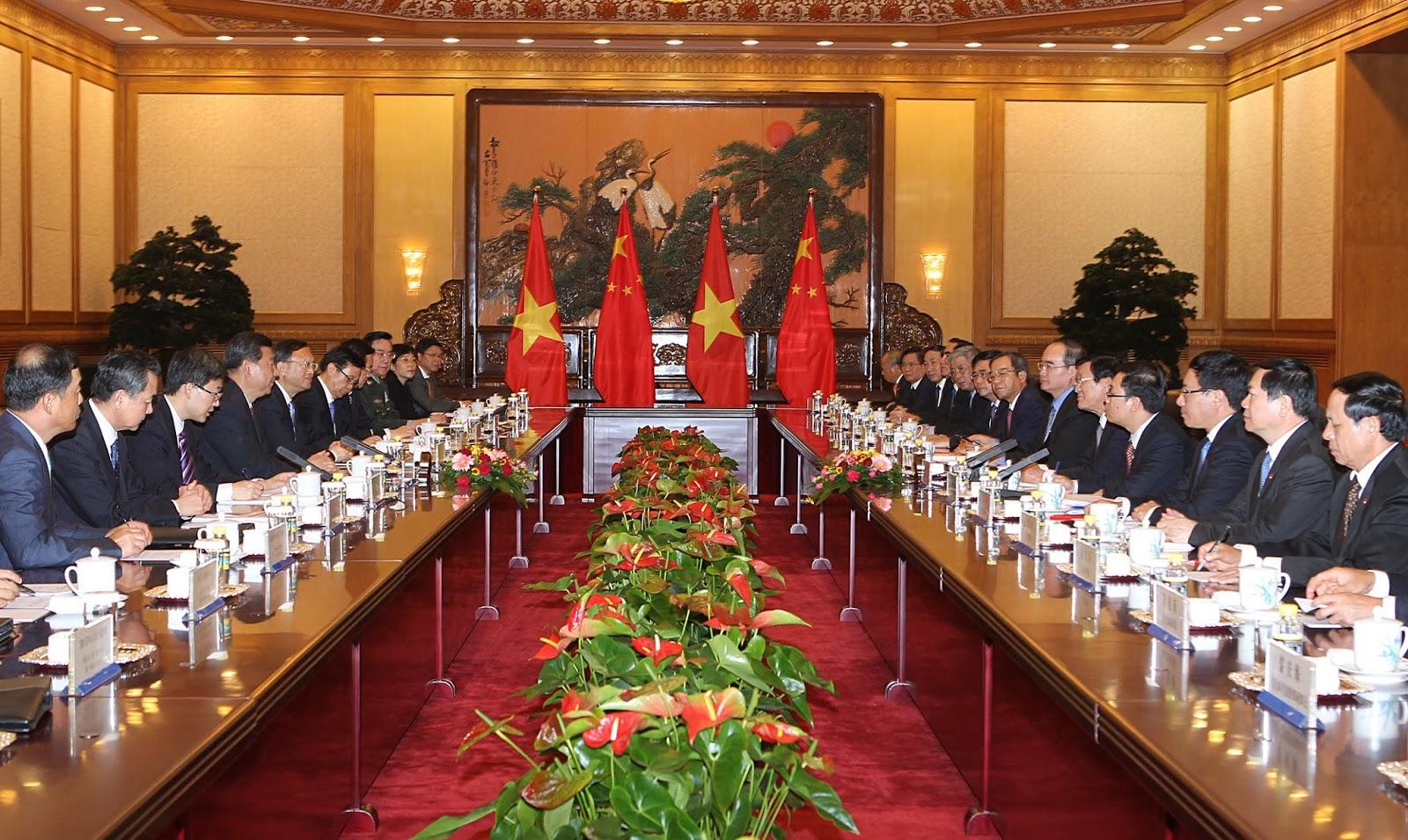 Huỳnh Ngọc Tuấn – CSVN mơ hồ trong phòng thủ quốc gia