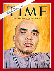 Thich Tri Quang, the politically ambitious buddhist monk who helped overthrow Diem's government