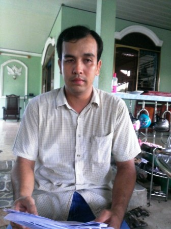 Anh Võ Minh Tuấn bỗng dưng bị trói đưa vào bệnh viện tâm thần