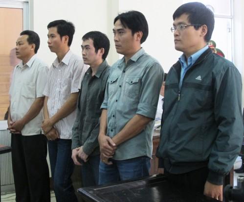Năm cựu sỹ quan có liên quan đến vụ tra tấn anh Kiều đến chết tại phiên tòa phúc thẩm Phú Yên.