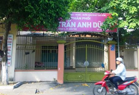 Căn nhà số 6, Lê Quý Đôn, phường 1, TP Bến Tre