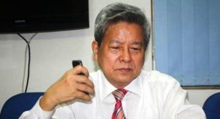 Tổng biên tập báo Người Cao Tuổi Kim Quốc Hoa, người đã đi tiên phong trong việc tố cáo tài sản của ông Trần Văn Truyền