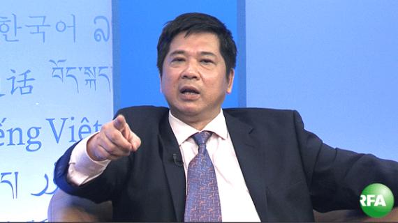 Bùi Văn Phú – Tiến sĩ Cù Huy Hà Vũ gặp gỡ Cộng đồng Người Việt California