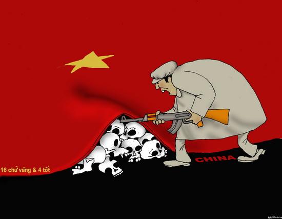 Đoàn Hưng Quốc – Chiến Tranh Việt-Trung 2017