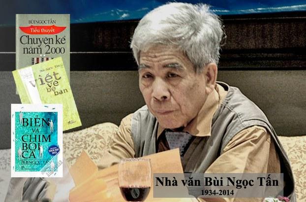 Nhà văn Bùi Ngọc Tấn (1934-2014)