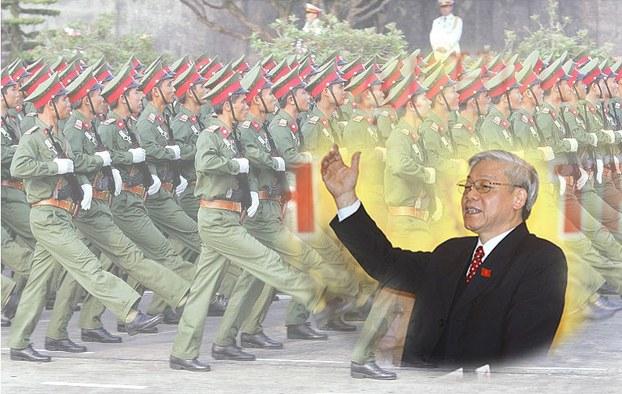 Nguyễn Thanh Giang – Đừng nhân danh đảng để vô hiệu hóa quân đội