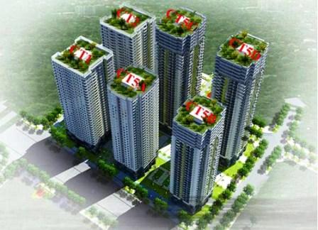 Công ty Housing Group của bà Châu Thị Thu Nga bán hàng trăm căn nhà trên giấy tại dự án B5 Cầu Diễn.