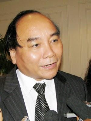 Nguyên Bộ trưởng, Chủ nhiệm VPCP Nguyễn Xuân Phúc