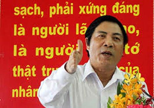 Nguyễn Bá Thanh, Trưởng Ban Nội chính Trunng ương ĐCSVN
