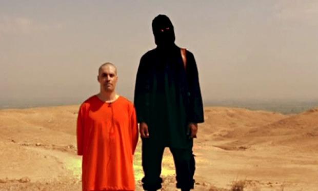 ISIS hành quyết con tin phương Tây