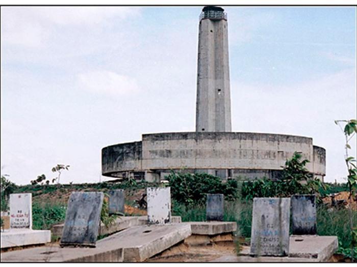 Nghĩa trang Biên Hòa hiện nay