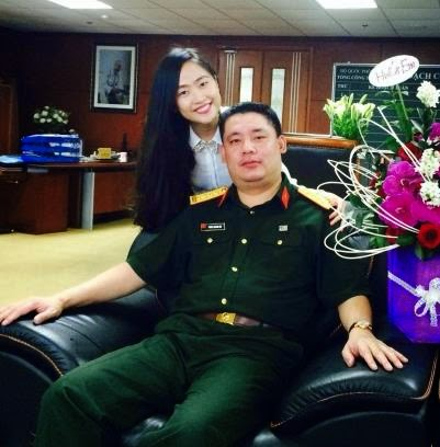 Đại tá Phùng Quang Hải, con trai Bộ trưởng Bộ Quốc phòng Phùng Quang Thanh