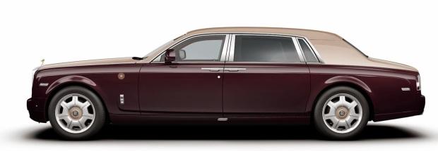 Chiếc xe Rolls-Royce Phantom Đông Sơn Phùng Quang Hải đặt mua với giá 46 tỷ đồng