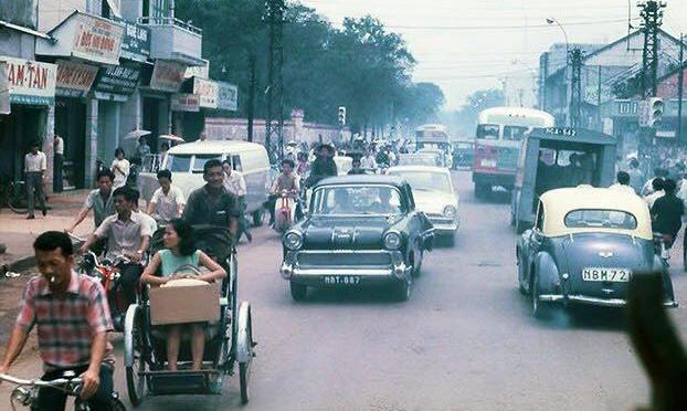 Sài Gòn những năm 1967-1968. Photo: Darrel Lang