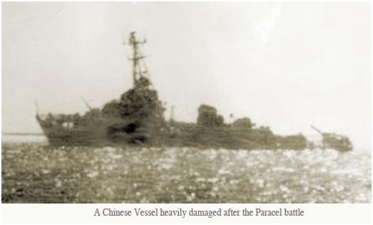 Trận hải chiến giữa Việt Nam Cộng Hòa và Trung Cộng